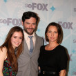 Hayley McFarland, Brendan Hines, Kelli Williams - Stock Photo