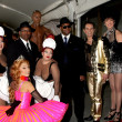 Stock Photo: Cirque du Soliel Performers, Terry Lewis & Jimmy Jam (James Samu
