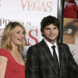 Cameron Diaz & Ashton Kutcher — Stock Photo