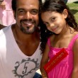 Kristoff St. John, Daughter - Stock Photo