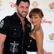 Maksim Chmerkovskly & Karina Smirnoff — Stock Photo