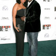 Jennifer Hudson & Boyfriend — Stock Photo #13029236