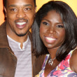 Russell Hornsby & Nicki Micheaux — Photo