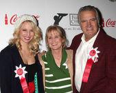 Molly McCook, Laurette Spang McCook, John McCook — Stock Photo