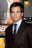 Chris Pine — Stock Photo