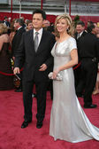 Donny Osmond & Wife — Stock Photo