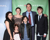 Parenthood Cast Members — Stockfoto