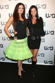 Maria & Candice Michelle — Stock Photo