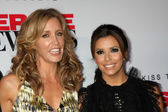 Felicity Huffman, Eva Longoria — Stock Photo