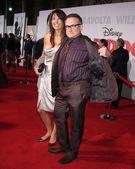 Susan Schneider & Robin Williams — Stockfoto