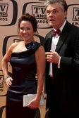 Patricia Heaton & Fred Willard — Stock Photo