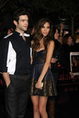 Ethan Peck, Kelsey Chow — Stock Photo