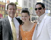 Eric braeden, heather tom, don diamont — Stockfoto