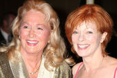 Diane Ladd & Frances Fisher — Stockfoto