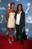 Eva Marcille & Tonya Lee Williams — Stock Photo