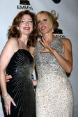 Dana Delany & Felicity Huffman — Stock Photo
