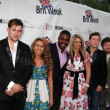 Stock Photo: James Durbin, Haley Reinhart, Jacob Lusk, Lauren Alaina, Scotty McCreery, Casey Abrams