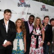 James Durbin, Haley Reinhart, Jacob Lusk, Lauren Alaina, Scotty McCreery, Casey Abrams — Stock Photo #13030604