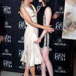 ������, ������: Maria Bello & Kristen Stewart