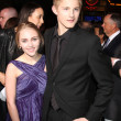 AnnaSophia Robb and Alexander Ludwig — Stock Photo #13031832