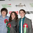 Brendan Meyer, Matreya Fedor, Gig Morton - Stock Photo