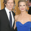 Kevin Bacon and Kyra Sedgwick — Stock Photo