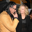 Mickey Rourke and Kim Basinger - Stockfoto