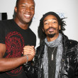 Roger Cross &amp; Eddie Steeples - Stock Photo