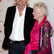 Richard Branson, Eve Branson — Stock Photo