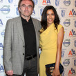 Danny Boyle, Freida Pinto — Stock Photo