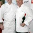 Stock Photo: Neil Perry and Wolfgang Puck