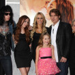 Tish &amp; Billy Ray Cyrus, &amp; Family except Miley - Zdjcie stockowe