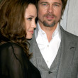 Angelina Jolie & Brad Pitt — Stock Photo #13036176