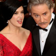 Постер, плакат: Phoebe Cates and Kevin Kline