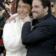 Jackie Chan, Bret Ratner — Stock Photo