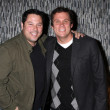 Greg Grunberg &amp; Bob Guiney - Stock Photo