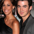 Kevin Jonas & Wife Danielle — Stock Photo #13038103