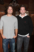 Joshua Morrow, Michael Muhney — Stock Photo