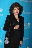 Joan Collins — Zdjęcie stockowe