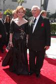 Tova & Ernest Borgnine — Foto de Stock