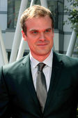 David Harbour — Stock Photo