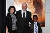 Nick Searcy & Family — Stock Photo