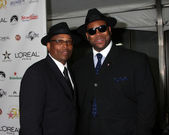 "Terry Lewis & Jimmy Jam (James Samuel ""Jimmy Jam"" Harris III) — Stock Photo"