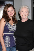 Heather Tom, Susan Flannery Guinness — Stock Photo