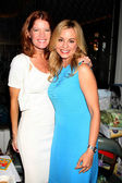 Michelle Stafford, Jessica Collins — Stock Photo