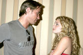 Kyle Lowder and MacKenzie Mauzy — Stock Photo