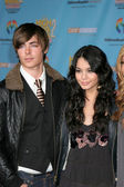 Zac Efron, Vanessa Hudgens — Stock Photo
