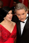 Phoebe Cates and Kevin Kline — Stockfoto