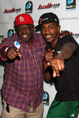 Cedric The Entertainer, Bill Bellamy — Stock Photo