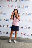 Michelle Kwan — Stock Photo